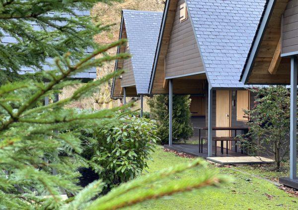 Bungalows en Verneda Camping Mountain Resort