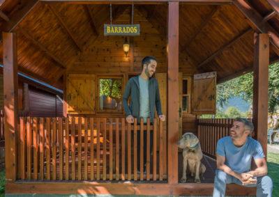 Vacaciones sotenibles en Verneda Camping Mountain Resort